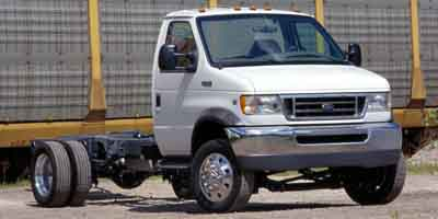 2001 Ford Econoline Commercial Cutaway