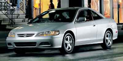 2002 Honda Accord Coupe