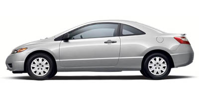 2008 Honda Civic Coupe