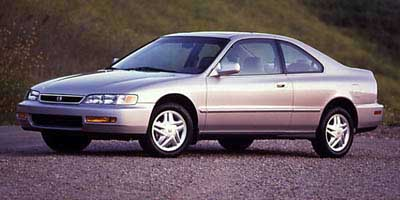 1997 Honda Accord Coupe