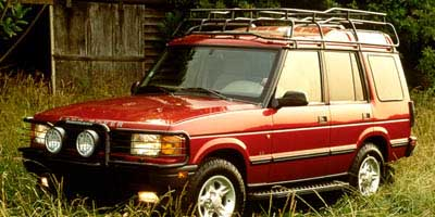 1999 Land Rover Discovery SD