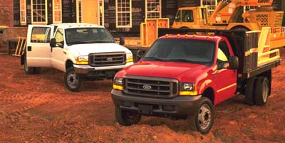 1999 Ford Super Duty F-350 SRW