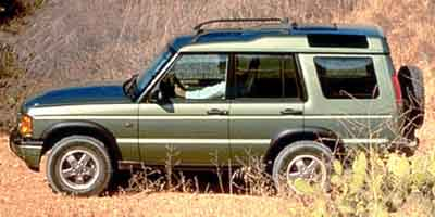 2001 Land Rover Discovery Series II