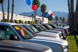 Certified Pre-Owned Car Lot