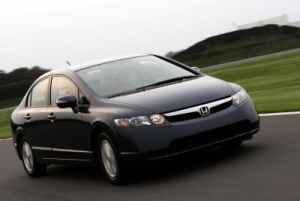 2008 Honda Civic Hybrid 1